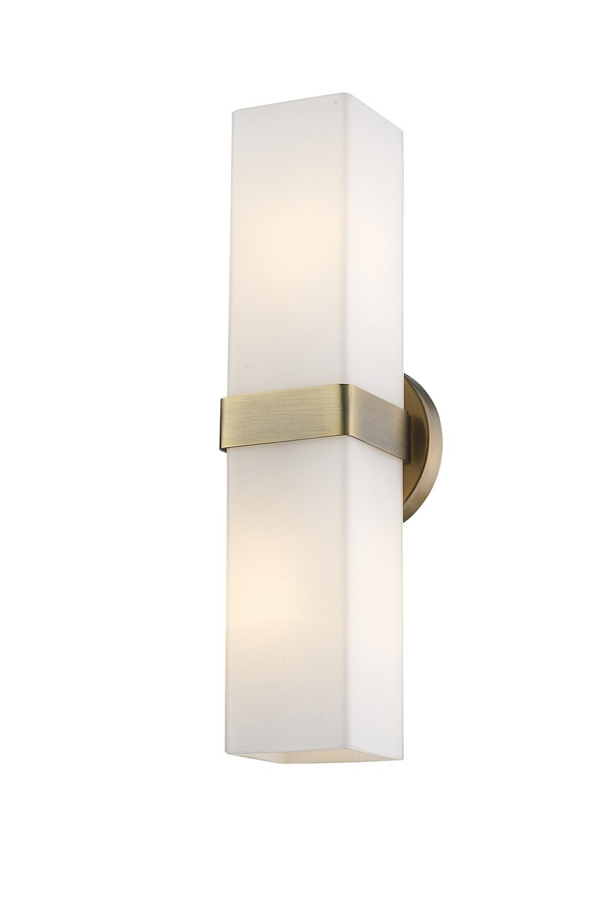Twin 2 Light Wall Sconce By Mirage Lighting