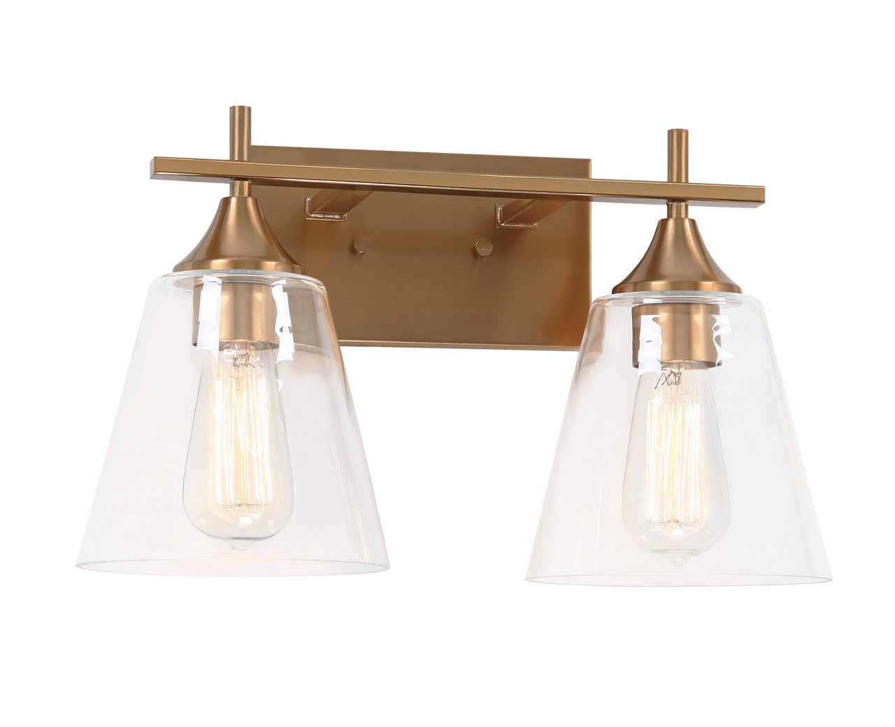 Hollis 2 Light Vanity Light By Matteo Lighting