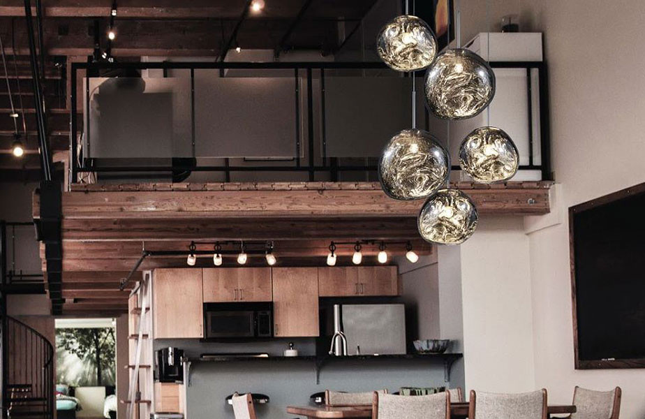 LED-Integrated Lighting Fixtures