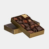 Chocolate Covered Nut Asortment 1/2 lb Gift Box