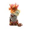 Milk Chocolate  Autumn Tiny Pretzel Twists Gift Bag