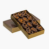 Dark Chocolate Toffee Pretzels