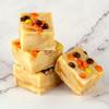 Old Fashion Fudge Vanilla Peanut Butter Swirl with Reese's