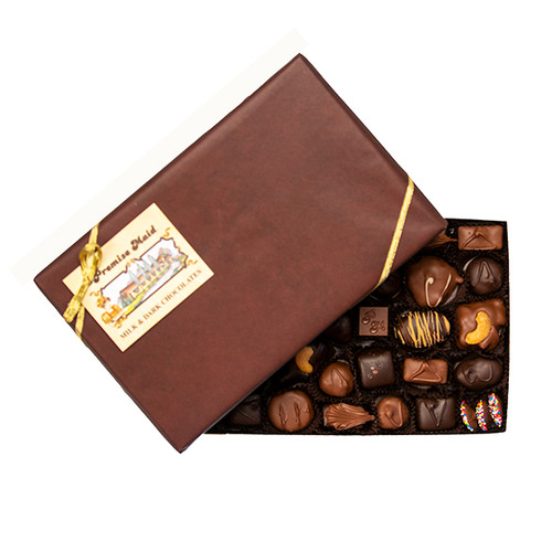 1 lb Milk & Dark Chocolate Assortment