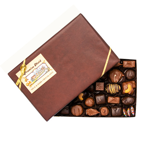 2 lb Milk & Dark Chocolate Assortment