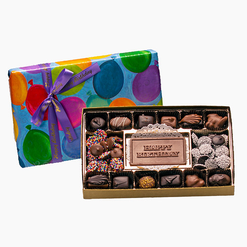 Birthday Assorted Chocolates Gift Box
