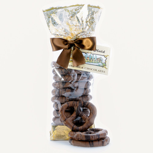 Milk Chocolate Pretzel Twists Gift Bag