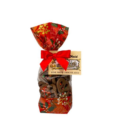 Holiday Tiny Pretzel Twists Gift Bag