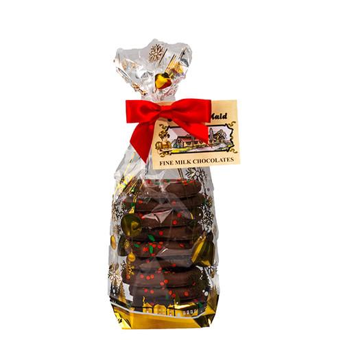 Holiday Pretzel Twists Gift Bag