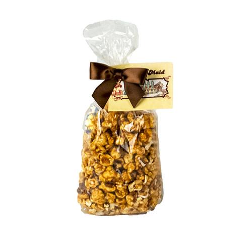 Sea Salt Turtle Pecan Popcorn
