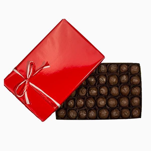 Dark Chocolate Cordial Cherries
