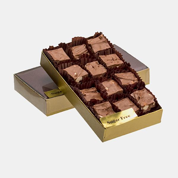 Sugar Free Milk Chocolate Almond Bark