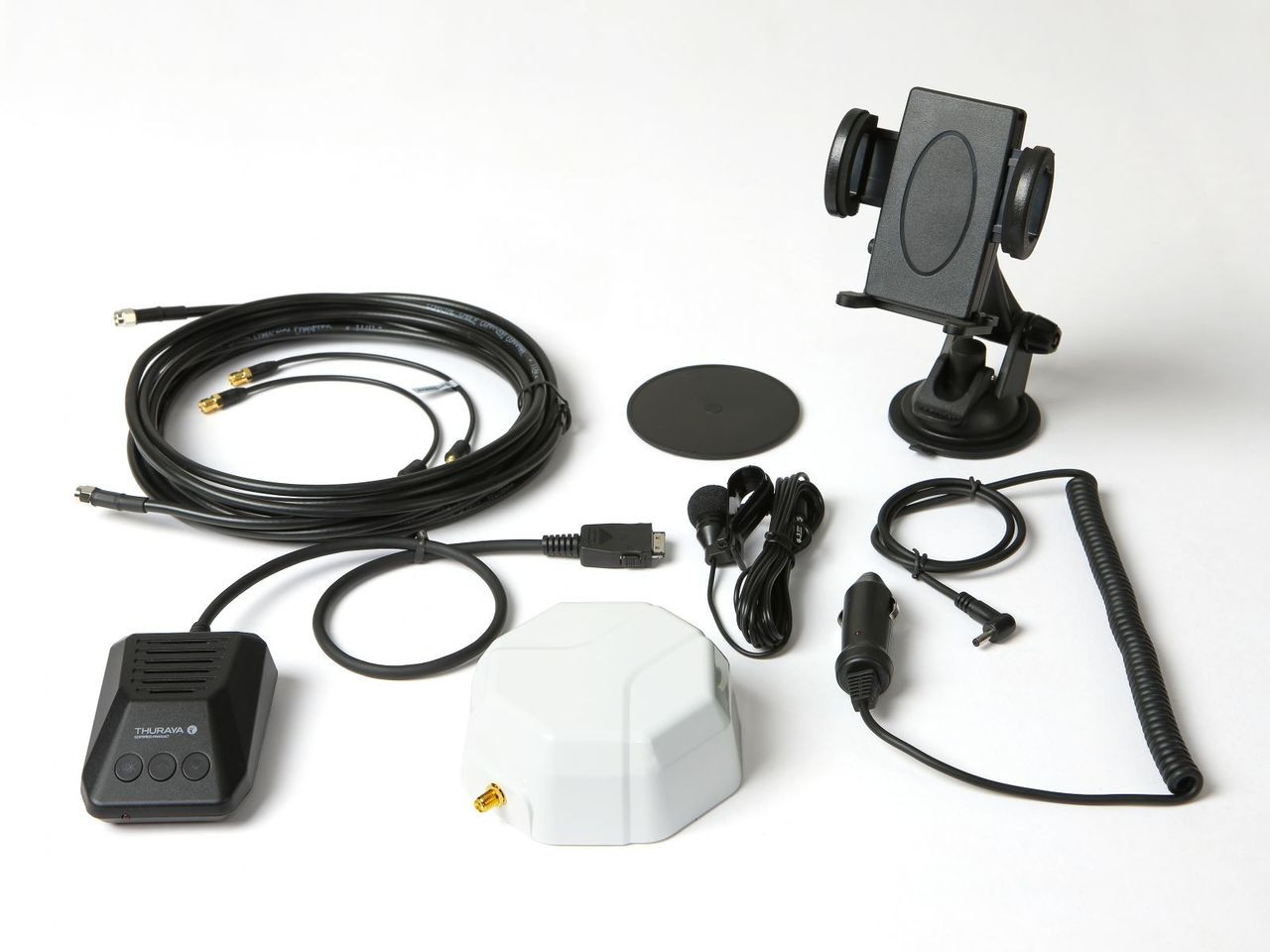 Thuraya Vehicle Docking Kit