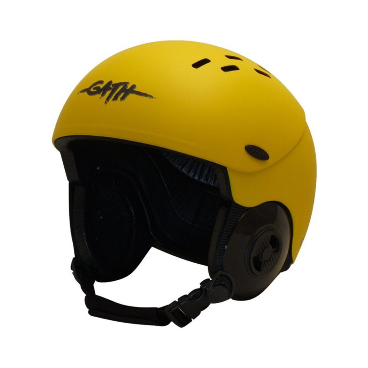Gath Gedi Sports Helmet - Yellow