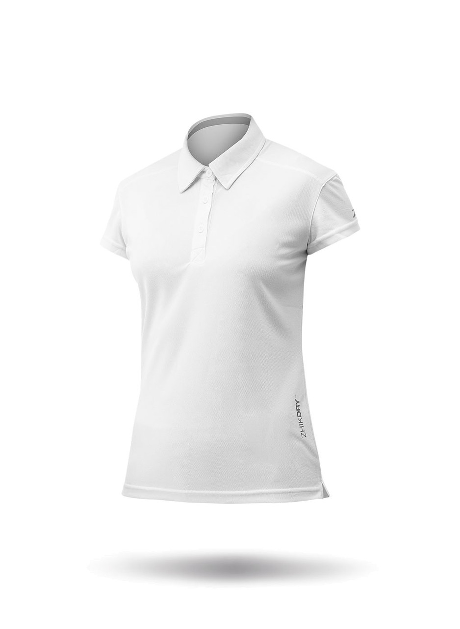 9d4b71e94 Zhik Short Sleeve Zhikdry LT Polo - Women