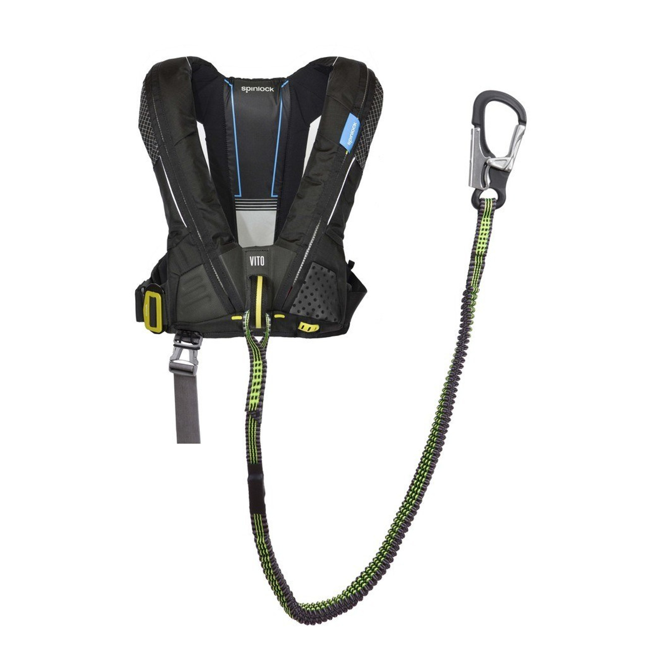 Spinlock Deckvest VITO Offshore 170N Hammar Lifejacket + MOB1 + Tether - SPECIAL OFFER