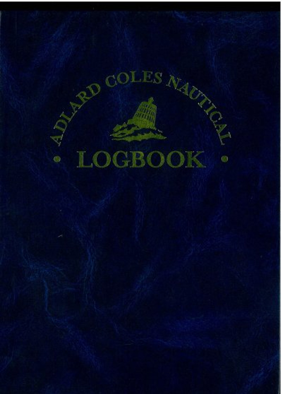 Adlard Coles Log Book