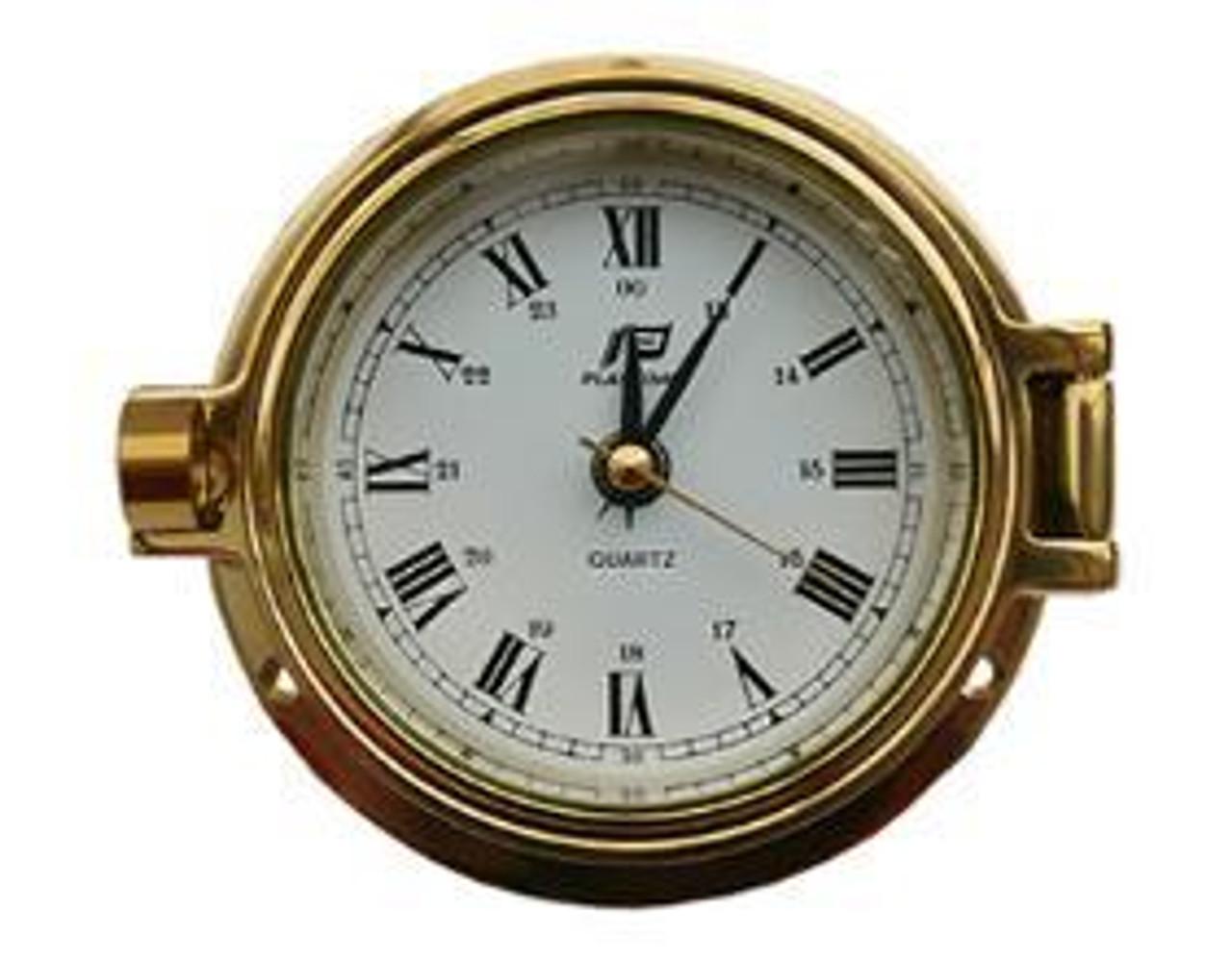 "Plastimo 3"" Clock Porthole"