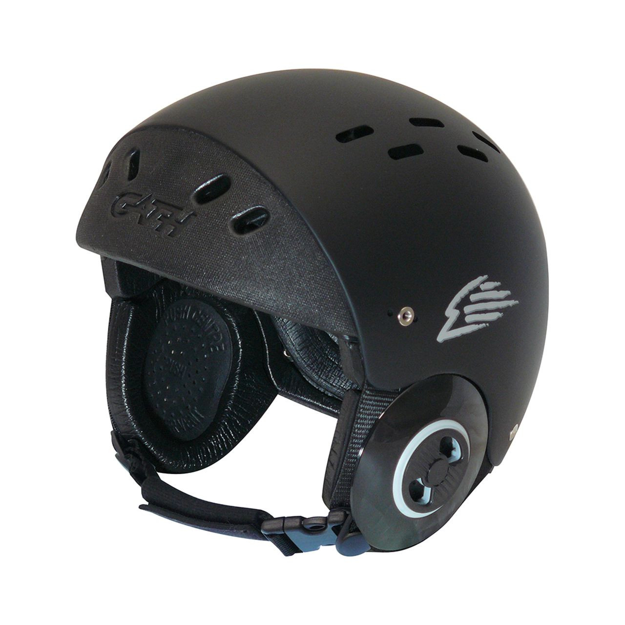 Gath SFC Surf Convertible Helmet - Black