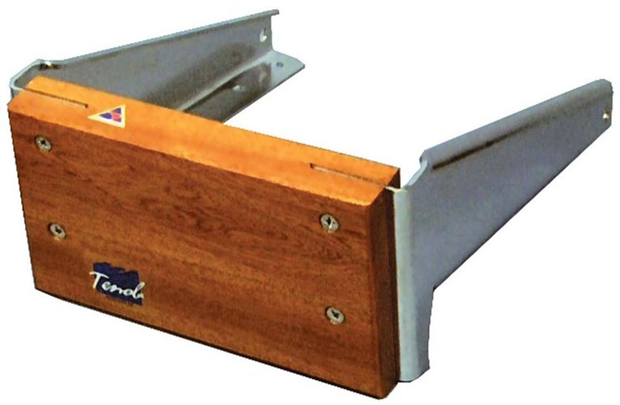 Tenob Outboard Motor Bracket Stainless Steel - Low Horizontal Mount (RWB633)