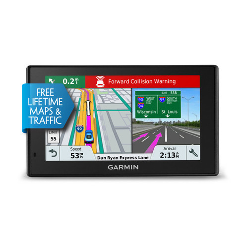 Garmin DriveAssist 51 LMT-S GPS, Australia & New Zealand (010-01682-42)