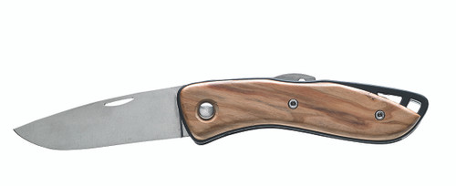 Wichard Carbon & Wood Knife (10180)