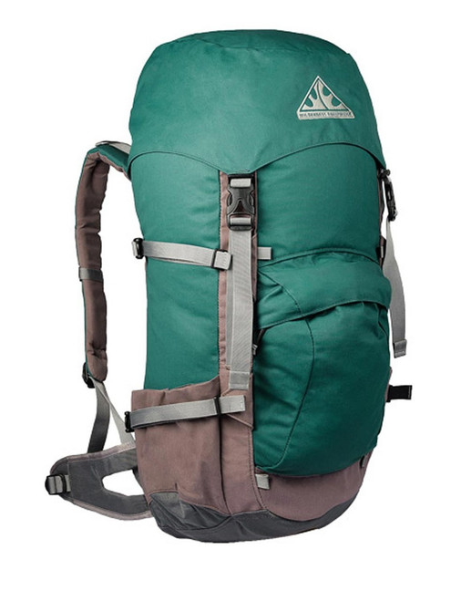 Wilderness Equipment Contour Backpack - Teal/Grey