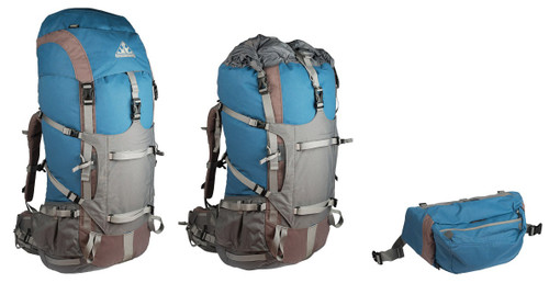 Wilderness Equipment Lost World Backpack
