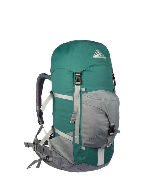 Wilderness Equipment Nulaki Backpack - Teal/Grey
