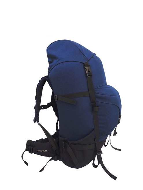Wilderness Equipment Pack 101 Backpack - Navy/Black
