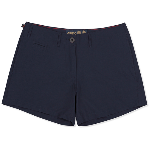 Musto Rib UV Fast Dry Shorts - True Navy