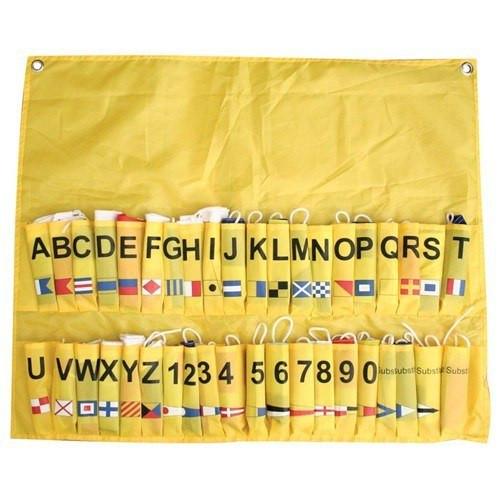 RWB International Code Flags Set of 40 (RWB8810)