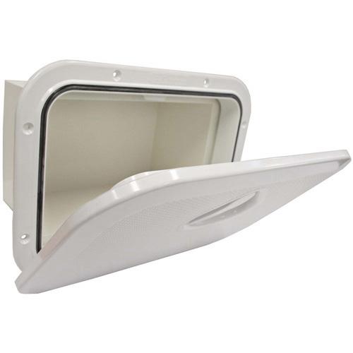 RWB Deluxe Storage Hatch Box White (RWB2333)