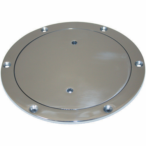 RWB Deck Plate Cast 316 Stainless Steel with Key 150mm (RWB2785)