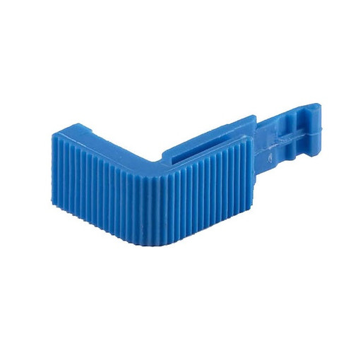 RWB Gebo Blue Plastic Handle Lock for Hatches (SP797)
