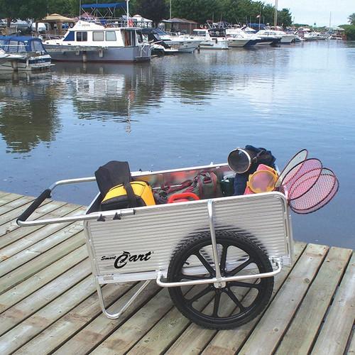 Dock Edge Smartcart Fold A Cart Dockside Cart (DE90700F)