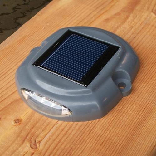 Dock Edge Dock Lite Solar Dock & Deck Light with On/Off - Pack of 2 (DE96262F)