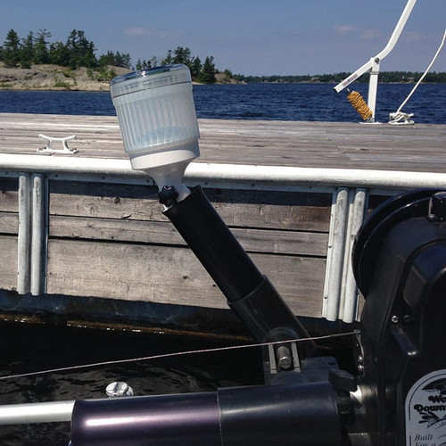 Dock Edge Rod Holder Lite Solar Light (DE96285F)