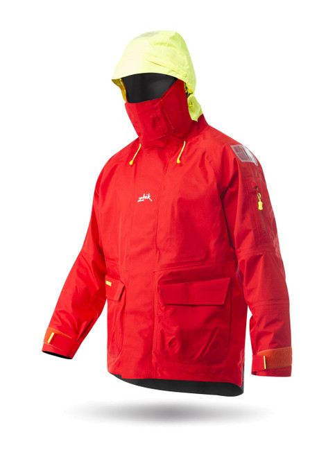 Zhik Isotak 2 Jacket - Red side