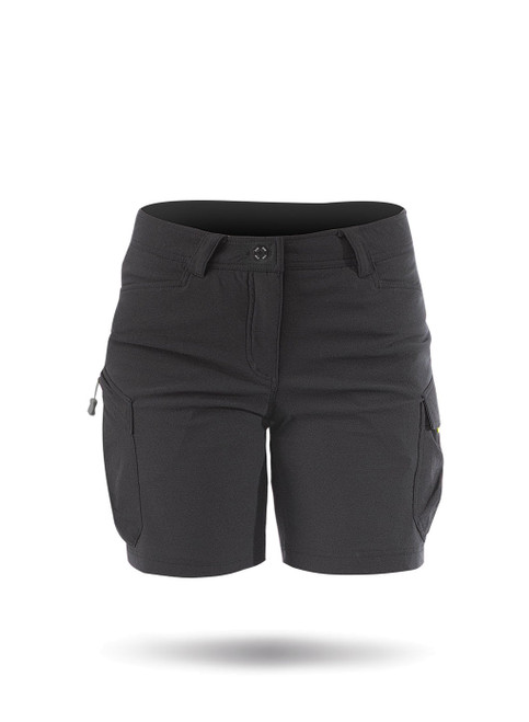 Zhik Harbour Shorts - Black