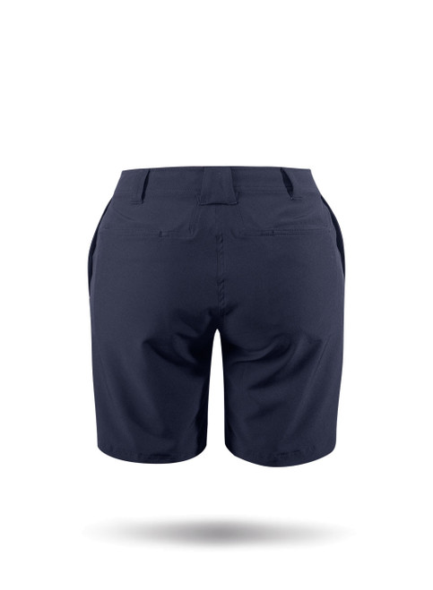 Zhik Marine Shorts - Navy Blue back