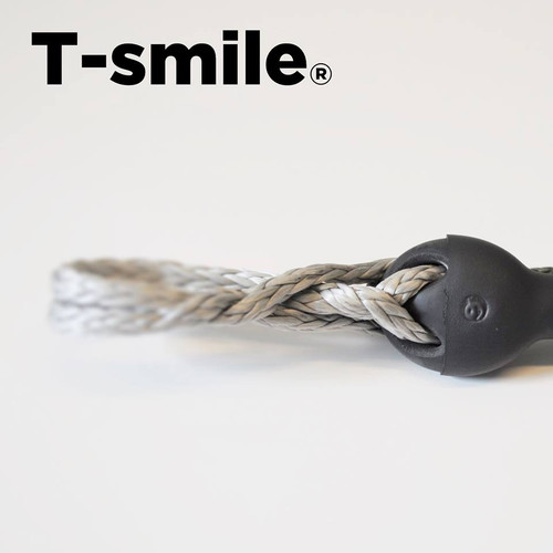 Nodus Factory Releasable Snap Shackle for Spinnakers - M T-Smile