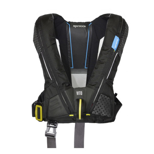 Spinlock Deckvest VITO Offshore 170N Hammar Lifejacket + Tether + FREE ReArm Kit - SPECIAL OFFER