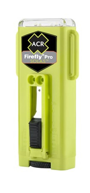 ACR Firefly PRO SOLAS LED Emergency Distress Strobe Light