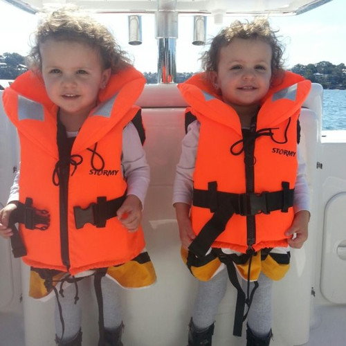 Stormy Child Foam Life Jackets