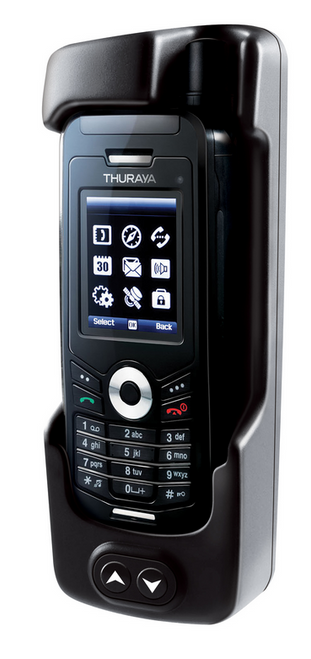 Thuraya Sattelite Car Kit - Sattrans SAT-VDA for Thuraya XTPRO/XT (Vehicle Docking Kit)