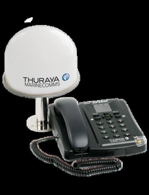 Thuraya SF2500 Voice Terminal with Passive/Active Antenna