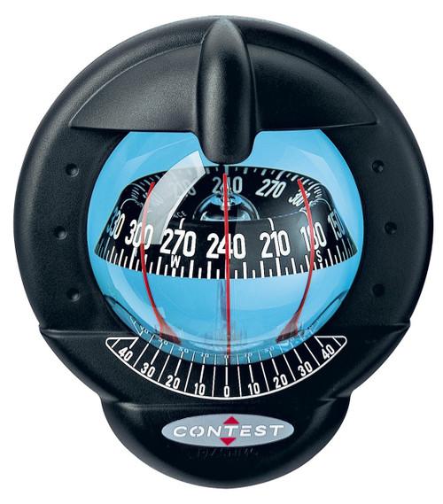 Plastimo Contest 101 Compass - Black with Black Card