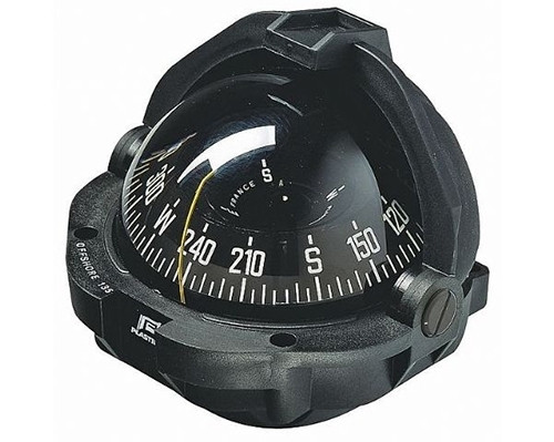 Plastimo Offshore 135 Compass - Black Conical Card COF132
