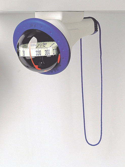 Plastimo Iris 100 Compass - even works upside down mounted on ceiling